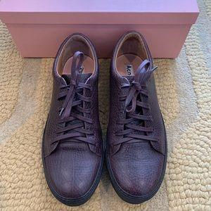 Acne Studios brown sneakers (Sz 43)